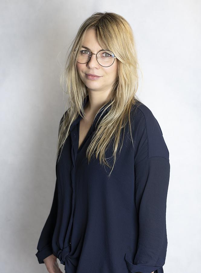 dr n.wet. Anna Kosiec Tworus
